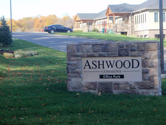 Ashwood-Commons-Willow-Street-Entrance